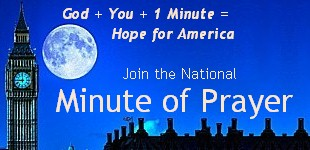 National Minute of Prayer